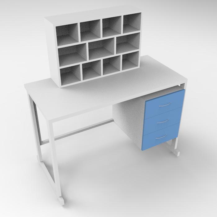 Стол для микроскопирования СЛм 19.003